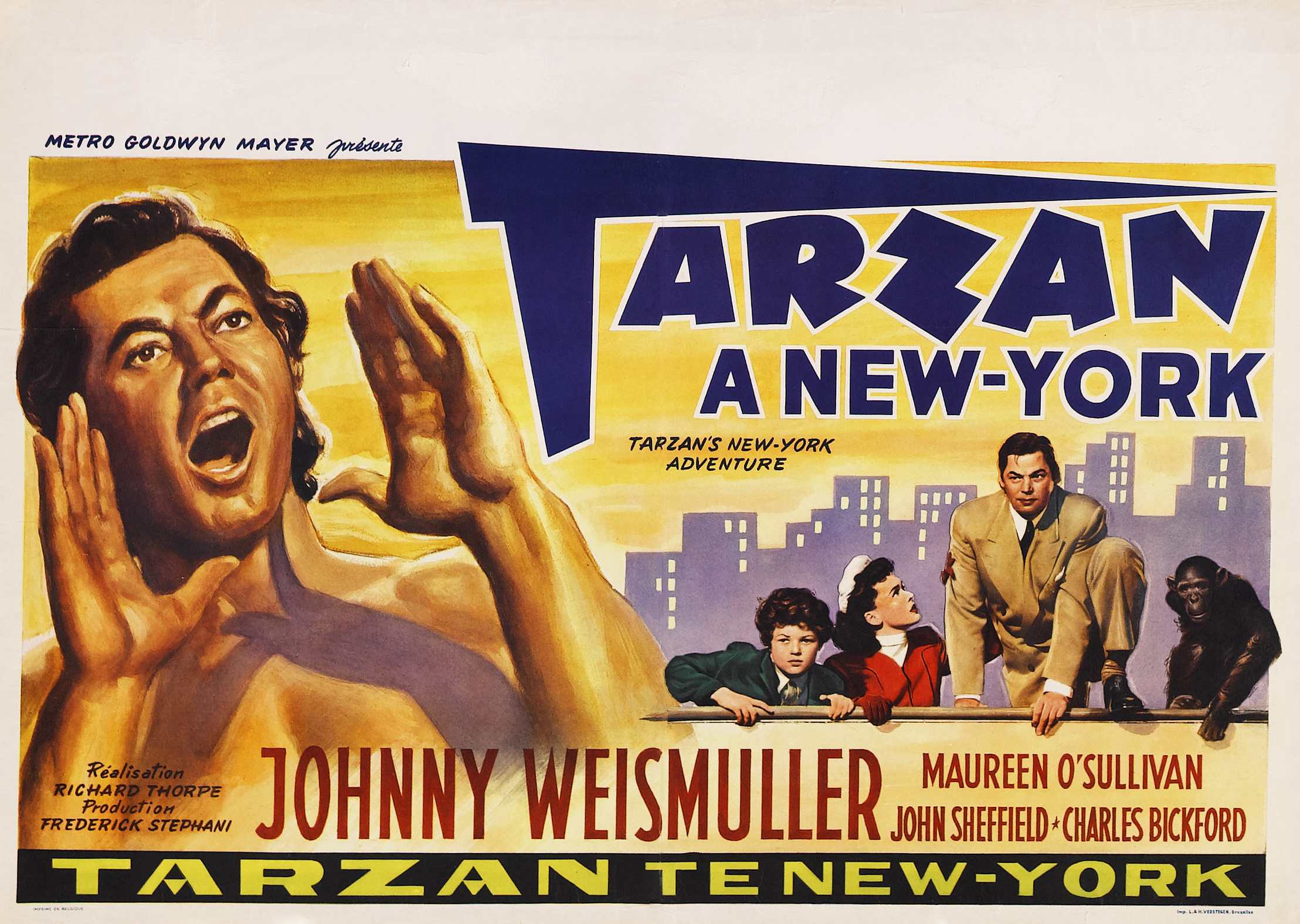 Poster - Tarzan's New York Adventure_02